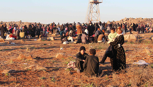 The Syrian Refugee Crisis: What's Next?