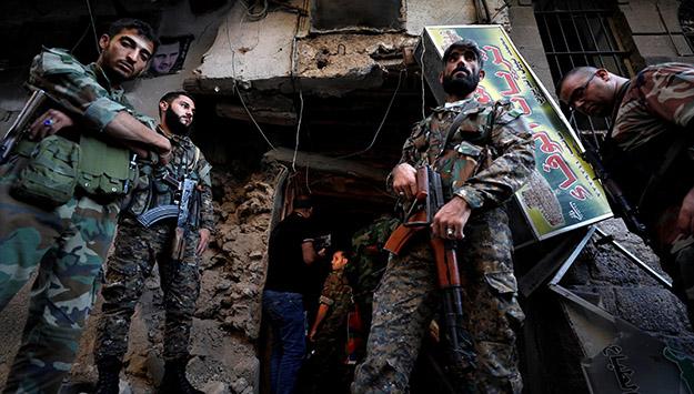 All the President's Militias: Assad's Militiafication of Syria