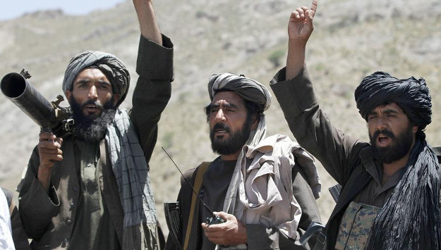 Afghan intelligence chief warns Iran and Russia against aiding Taliban