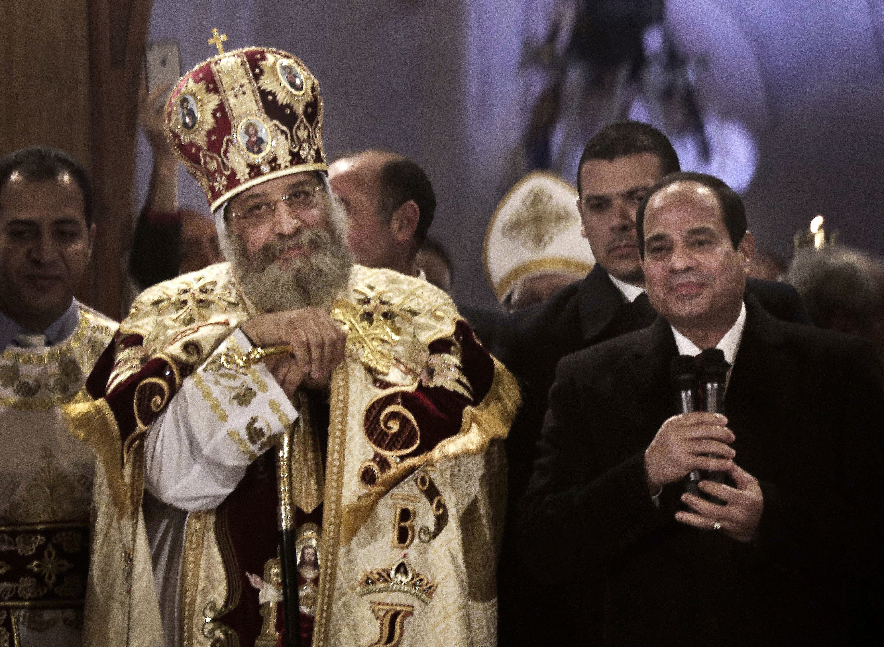 Egyptian Copts Under Attack: The Frailty of a National Unity Discourse