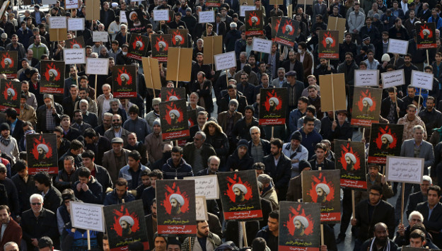 Saudi Tensions Boost Iran's Hardliners