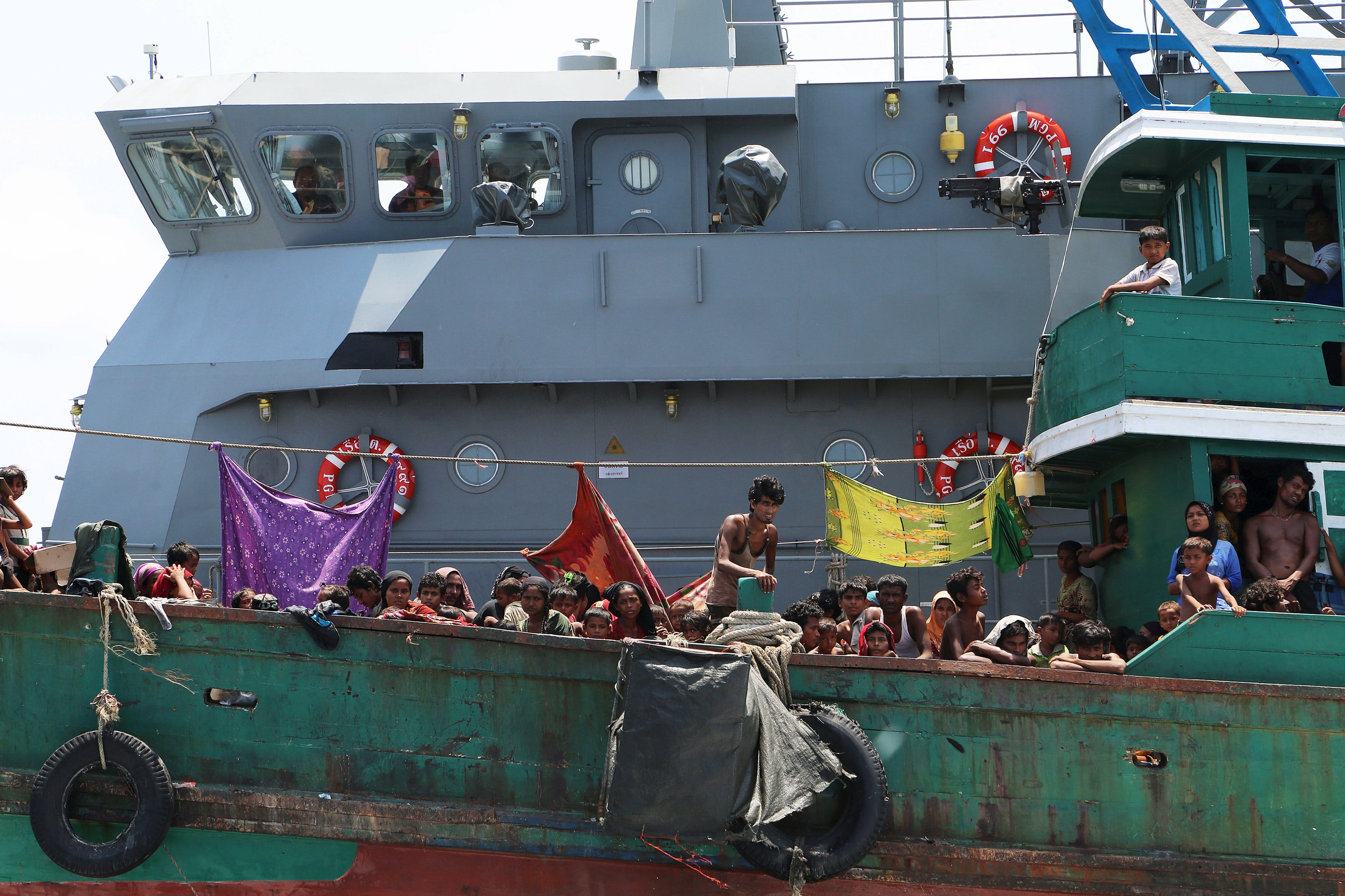 The Rohingya and Refoulement in Southeast Asia