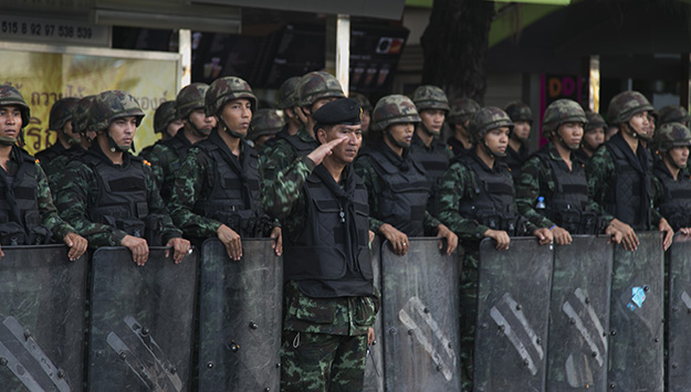 The Military Muzzling of Thailand and the Quandary of Demilitarization