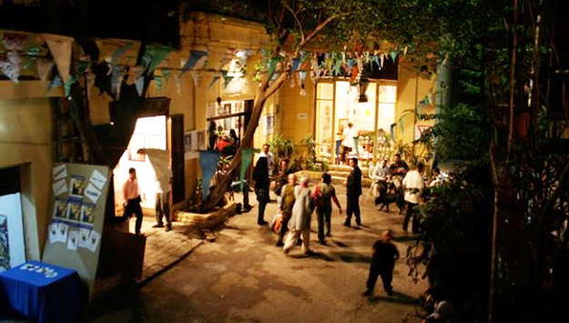 Cairo's Townhouse Gallery: Social Transformation through Art