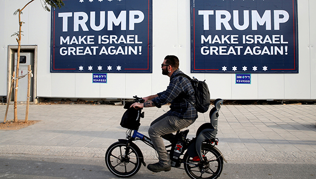 Six Challenges to U.S.-Israel Relations under Trump