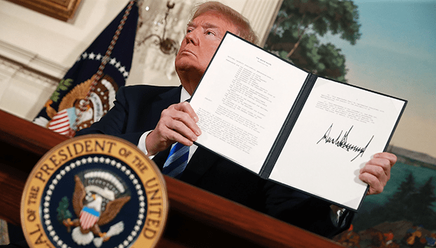 Special briefing: The far-reaching impacts of Trump's withdrawal from the Iran nuclear deal