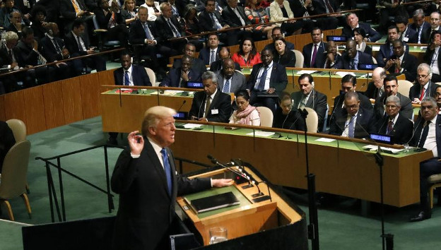 Iranian Leaders Blast Trump's U.N. Speech, Vow Retaliation