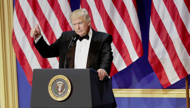 Trump Decertifies Iran Nuclear Deal, Sanctions I.R.G.C.