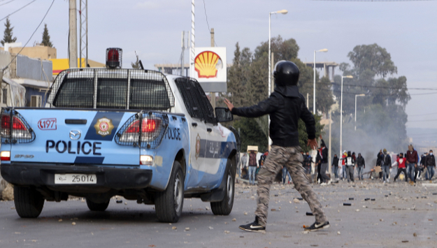Economic and Security Pressures Mount for Tunisia