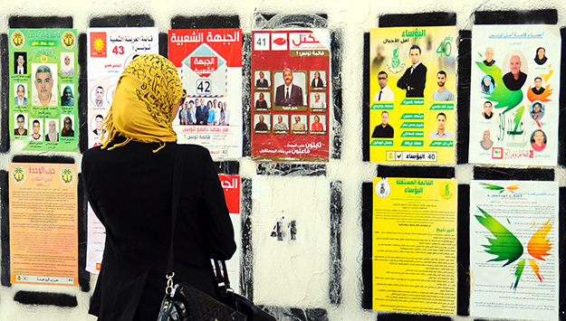 The Tunisian Elections: Toward an Arab Democratic Transition