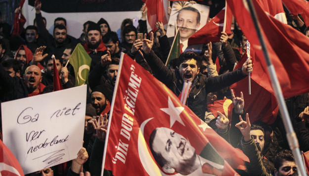 Diplomatic Feud Between Turkey and E.U. Grows | Monday Briefing