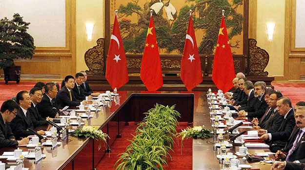 Sino-Turkish Relations: An Overview