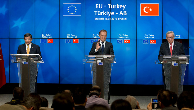 The Shaky Foundation of the E.U.-Turkey Deal