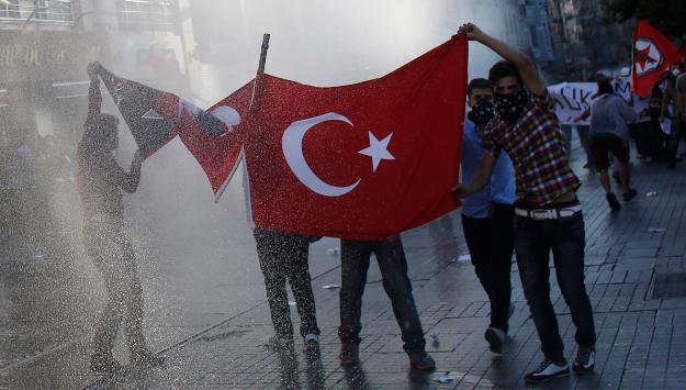 The Three Faces of Turkey