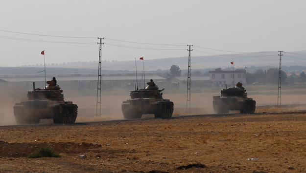 Monday Briefing: Turkish Incursion into Syria, OPEC Meeting