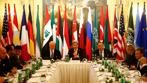 A Shared Dream for a 'Happy Middle East'
