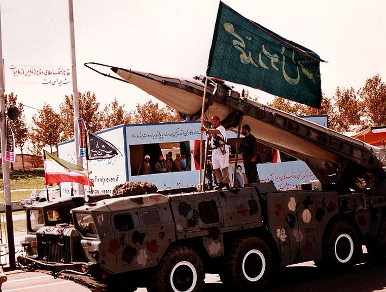 A United States Marine's View of the Artesh and IRGC