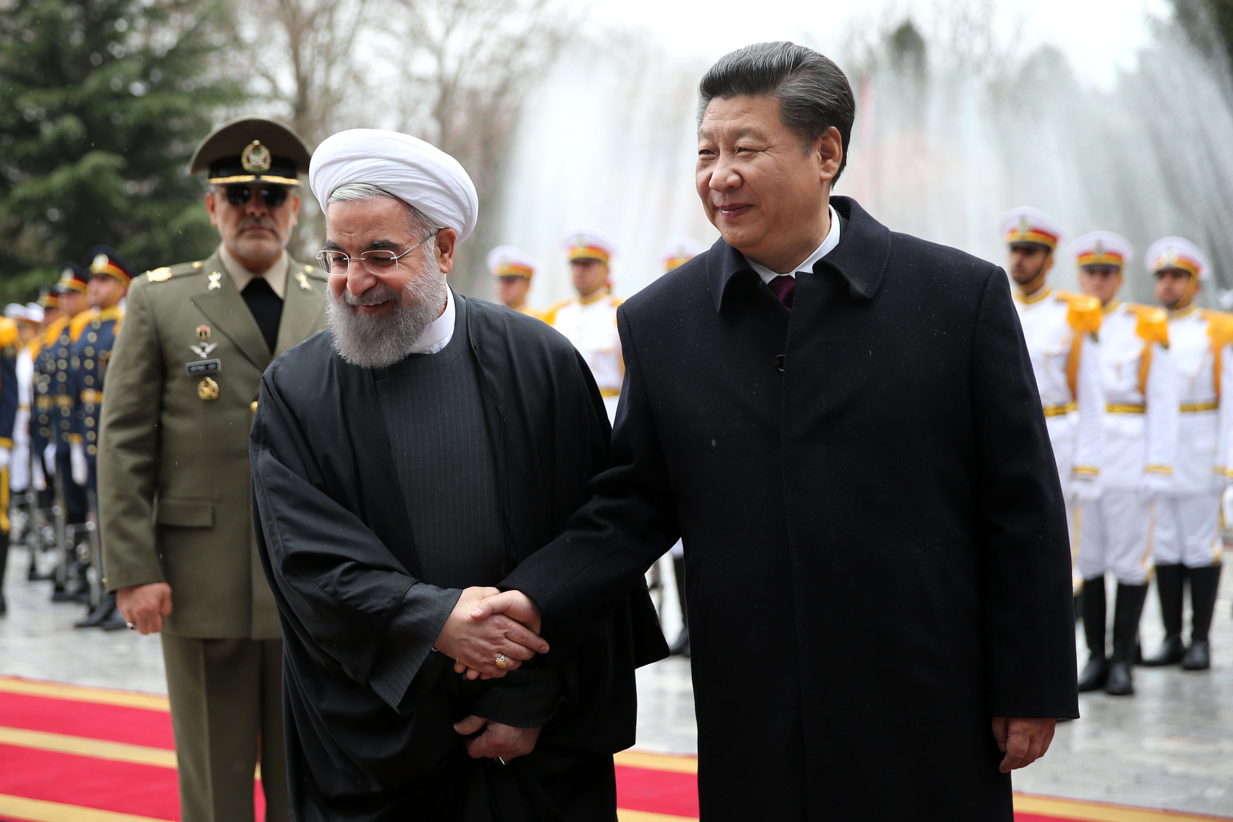 Defying Expectations: China's Iran Trade and Investments