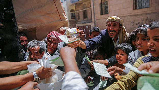Yemen's Humanitarian Disaster: Halting the Famine Threat