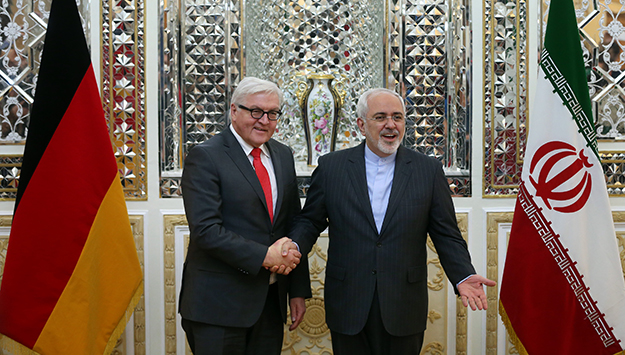 Europe Eyes Further Cooperation with Iran under Rouhani