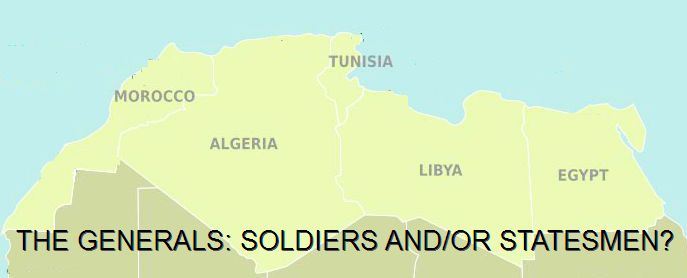 The Influence of North African Militaries in Foreign Policy-Making
