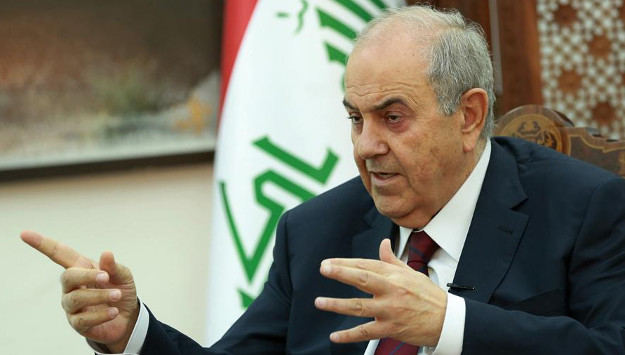 Iraq's Vice-President calls on Iran to stop meddling in Iraqi internal affairs