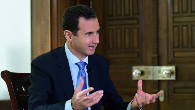 Assad says Iran, like Russia, can set up military bases in Syria if needed