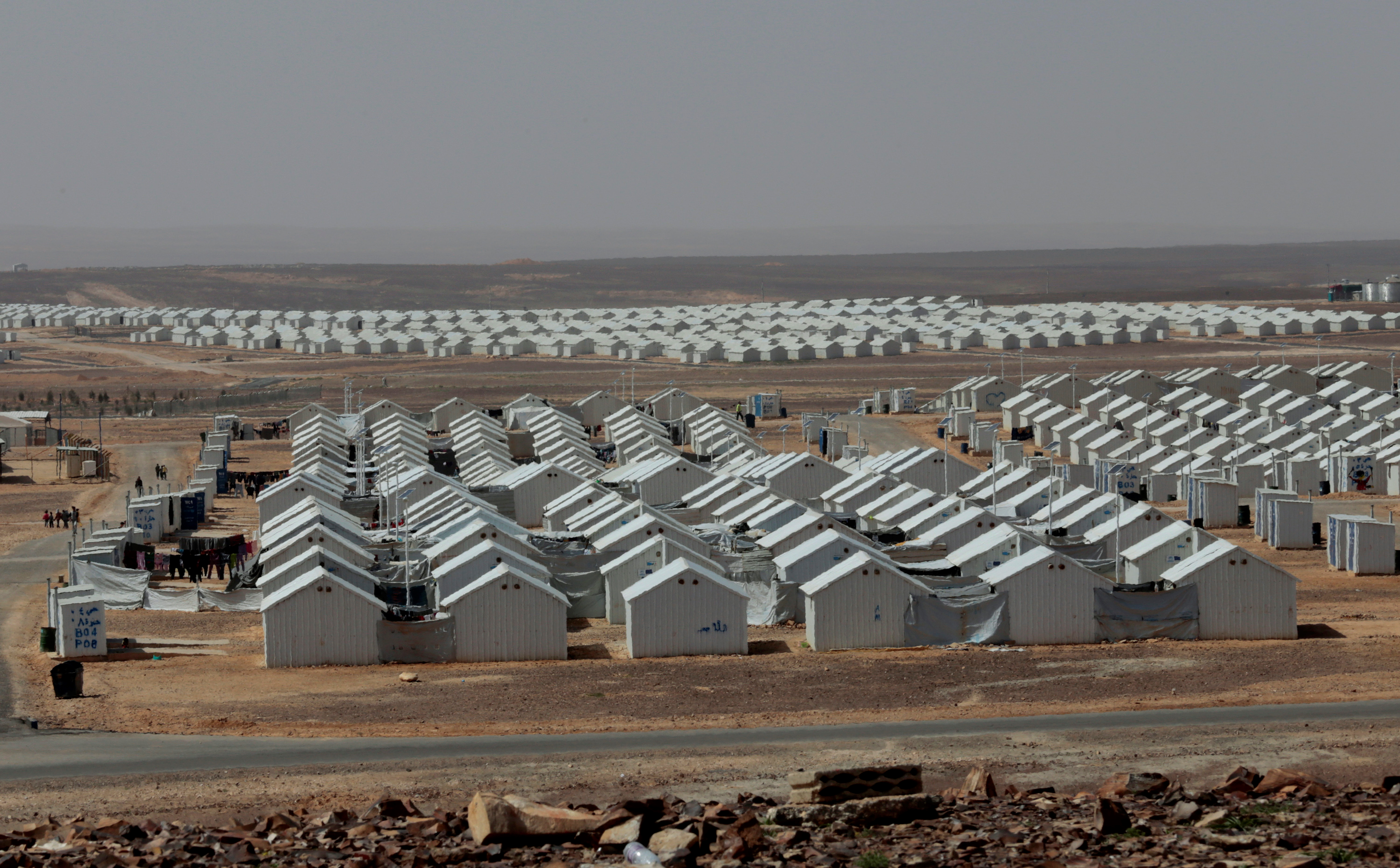 "Thinking Beyond ""Crisis"": Population Displacement and State Building in the Middle East"