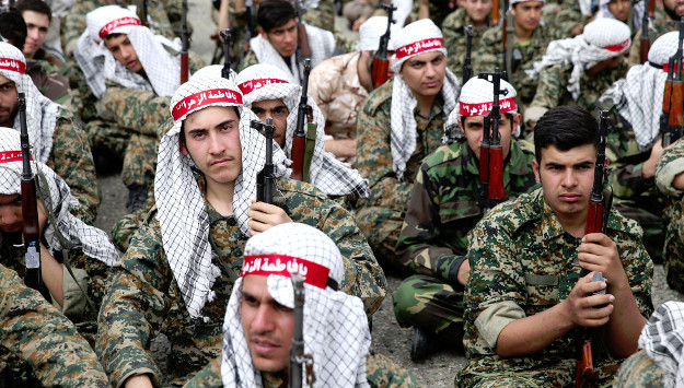 Increasing Role of Iran's Basij Force in Syria War