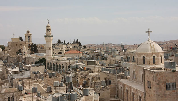 Bethlehem Palestinian  city pictures gallery : Palestinian Director Leila Sansour Talks Bethlehem | Middle East ...
