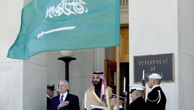 Riyadh's Offer to Contribute Troops in Syria Prompts Angry Reaction from Tehran