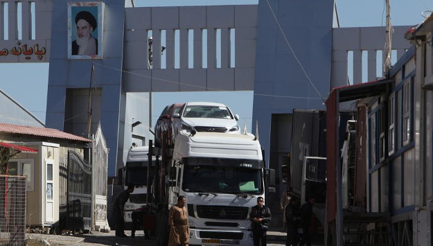 Iran Will Reopen All Border Crossings with Iraqi Kurdistan Region