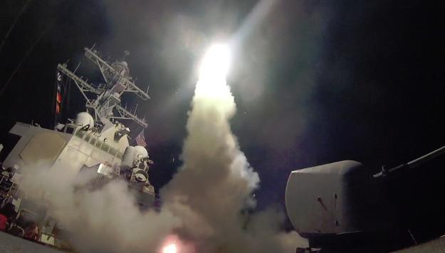 Iran's Response to U.S. Missile Strikes in Syria