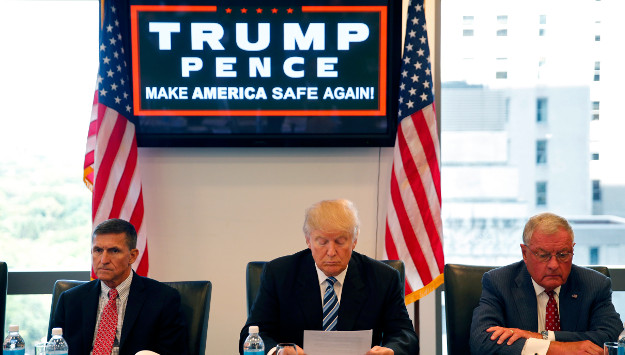 Monday Briefing: Trump Assembling Foreign Policy Team