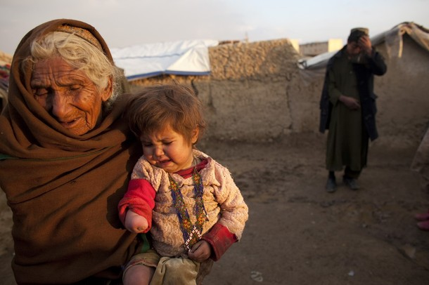 Afghanistan's Children: The Tragic Victims of 30 Years of War