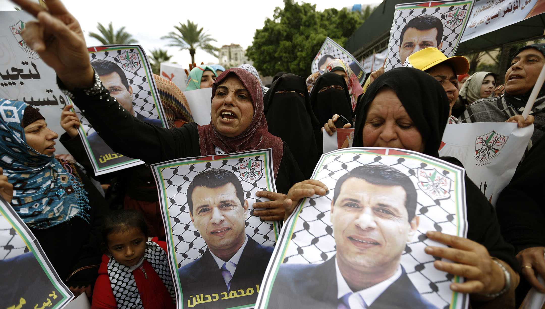 The way forward for Palestine: Fatah, Hamas and Dahlan