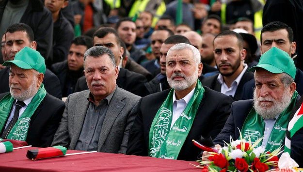 Iran and Hamas seeking to further boost relations