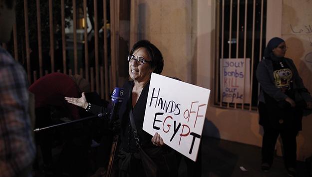 Media & Washington's Egypt Predicament