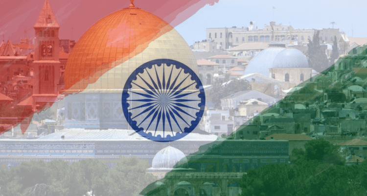 Explaining India's Position on Jerusalem and the Israeli-Palestinian Conflict