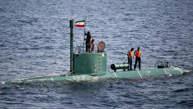 Iran tests new cruise missile during naval drills