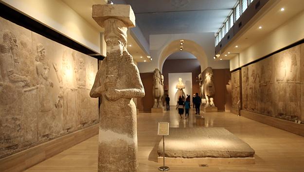 Saving Iraq's Cultural Heritage