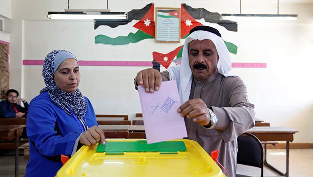 Jordan's Elections: Voting in a Weak Parliament