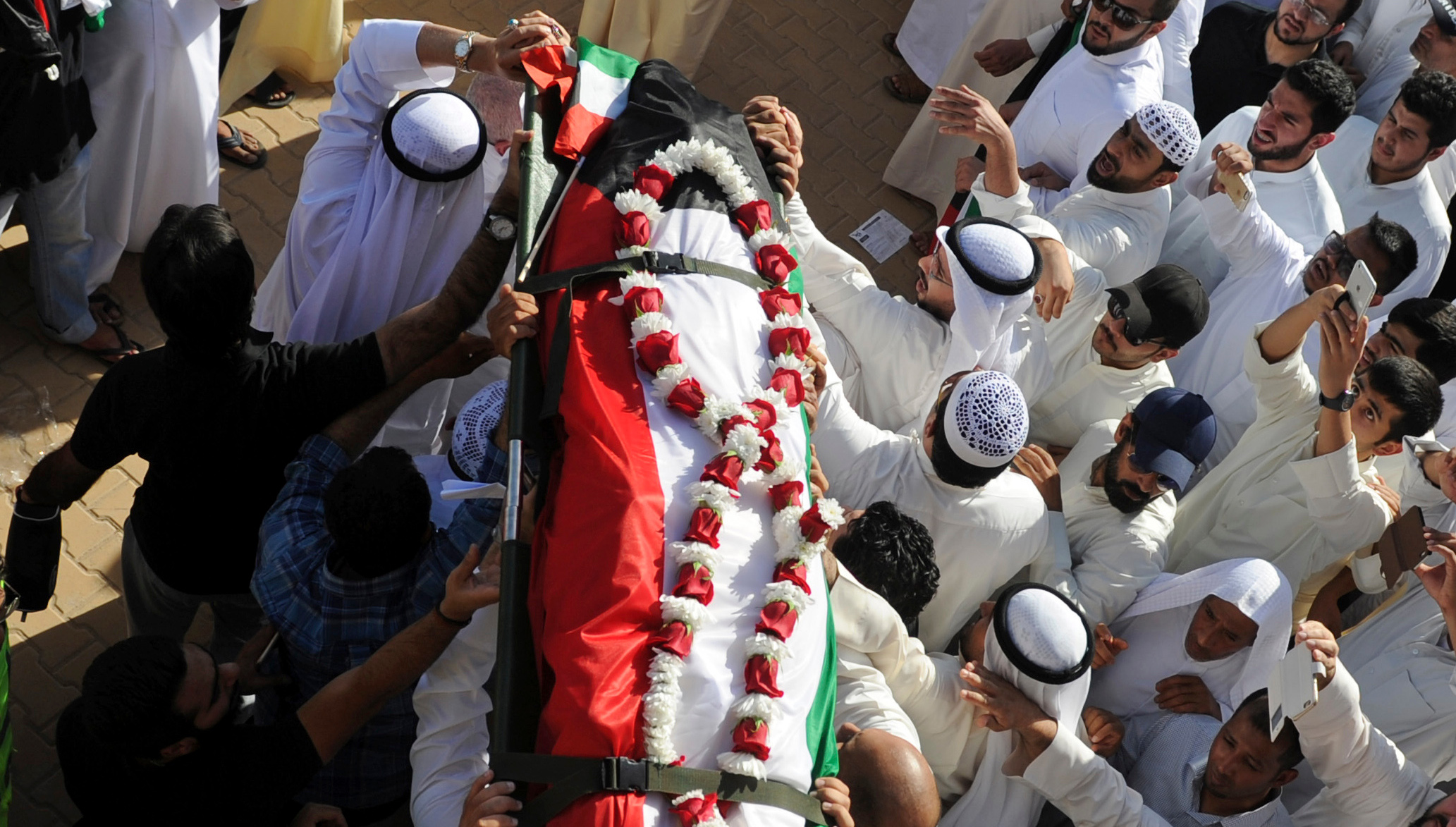 Regional Turmoil Threatens Kuwait's Calm