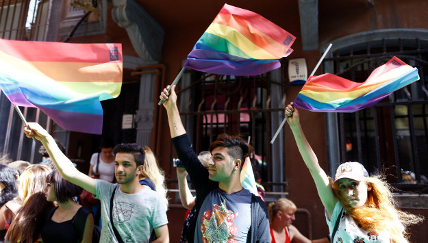 How Gay Rights Advance Democracy in the Middle East