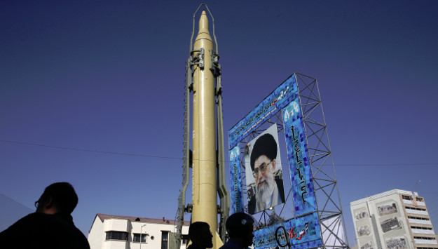 Iran's Defense Minister: U.S. Sanctions Won't Deter Us from Missile Activity