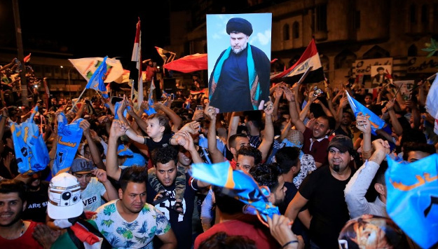 Muqtada al-Sadr's victory in Iraqi elections raises alarm in Tehran