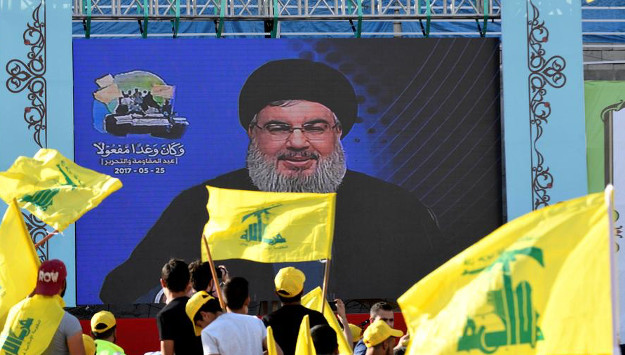Hezbollah Leader Declares Victory in Syria, Recalls Meeting with Khamenei