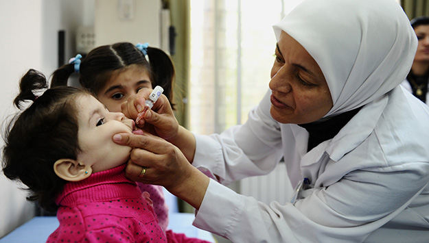 Responding to Assaults on Health Care in the Middle East