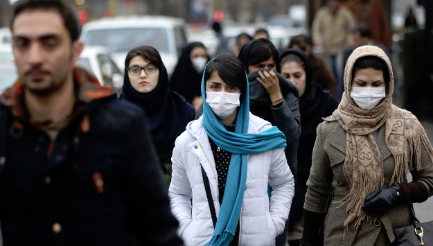 "Air pollution in Iran's Khuzestan Province reaches ""extremely dangerous"" levels"