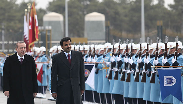 Turkey and Qatar's Burgeoning Strategic Alliance